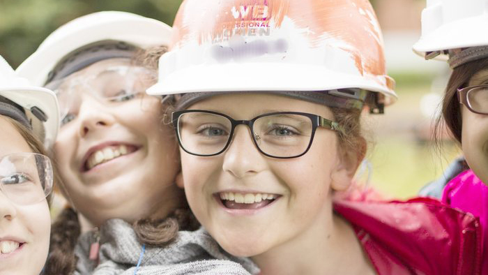 RELEASE: Hampton Lumber partners with Girls Build to bring summer camp to Warrenton, OR