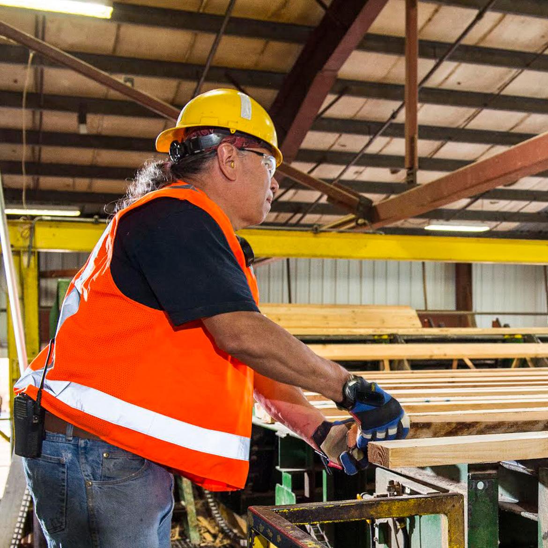Ed - Hampton Lumber Employee