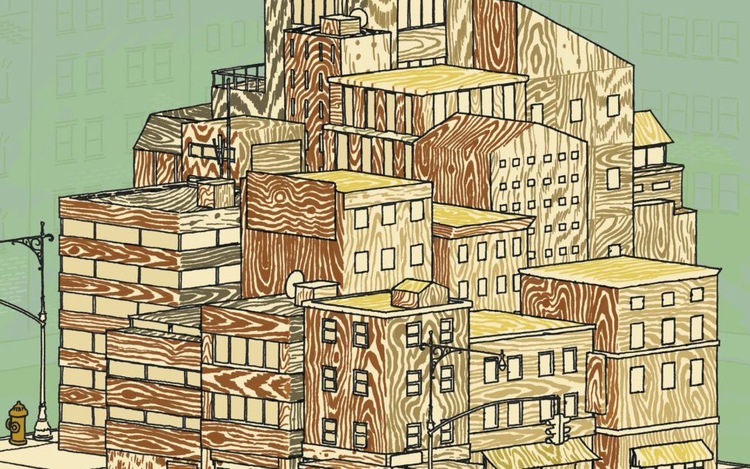 Let's Fill Our Cities With Taller, Wooden Buildings
